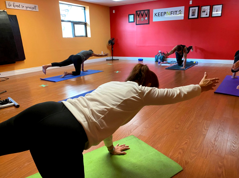 The Fitness Centre - Yoga Classes with Kim Brantford